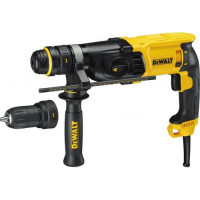 DeWalt D25134K-QS SDS 26mm 3 mode hammer with QCC