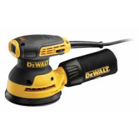 DeWalt DWE6423-QS 280 W, 230V 125 mm Random Orbit Sander